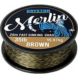Kryston Merlin 15LB Brown