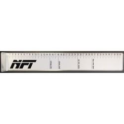 Miarka do ryb NFT 40 cm
