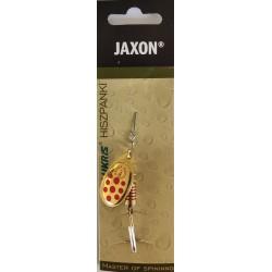 Błystka obrotowa Jaxon REDER (OR) |Rozm: 0,1,2,3,4|
