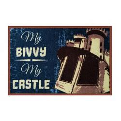 Wycieraczka My Bivvy My Castle 60x40cm